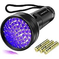 Vansky 51 LED UV Flashlight