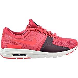 e4dbdbafa0 Amazon.com | Nike Big Kids Air Max Zero Essential (Gs) (Black/White ...