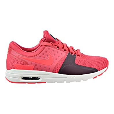 sale retailer 6097f ae4f6 Nike Womens Air Max Zero Running Trainers 857661 Sneakers Shoes (US 5.5,  Ember Glow