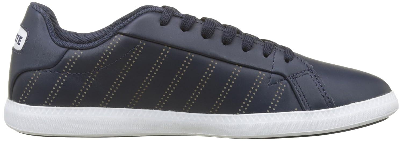Lacoste Damen Graduate 318 318 Graduate 1 SPW Sneaker Blau (Nvy/Wht 092) 35c244