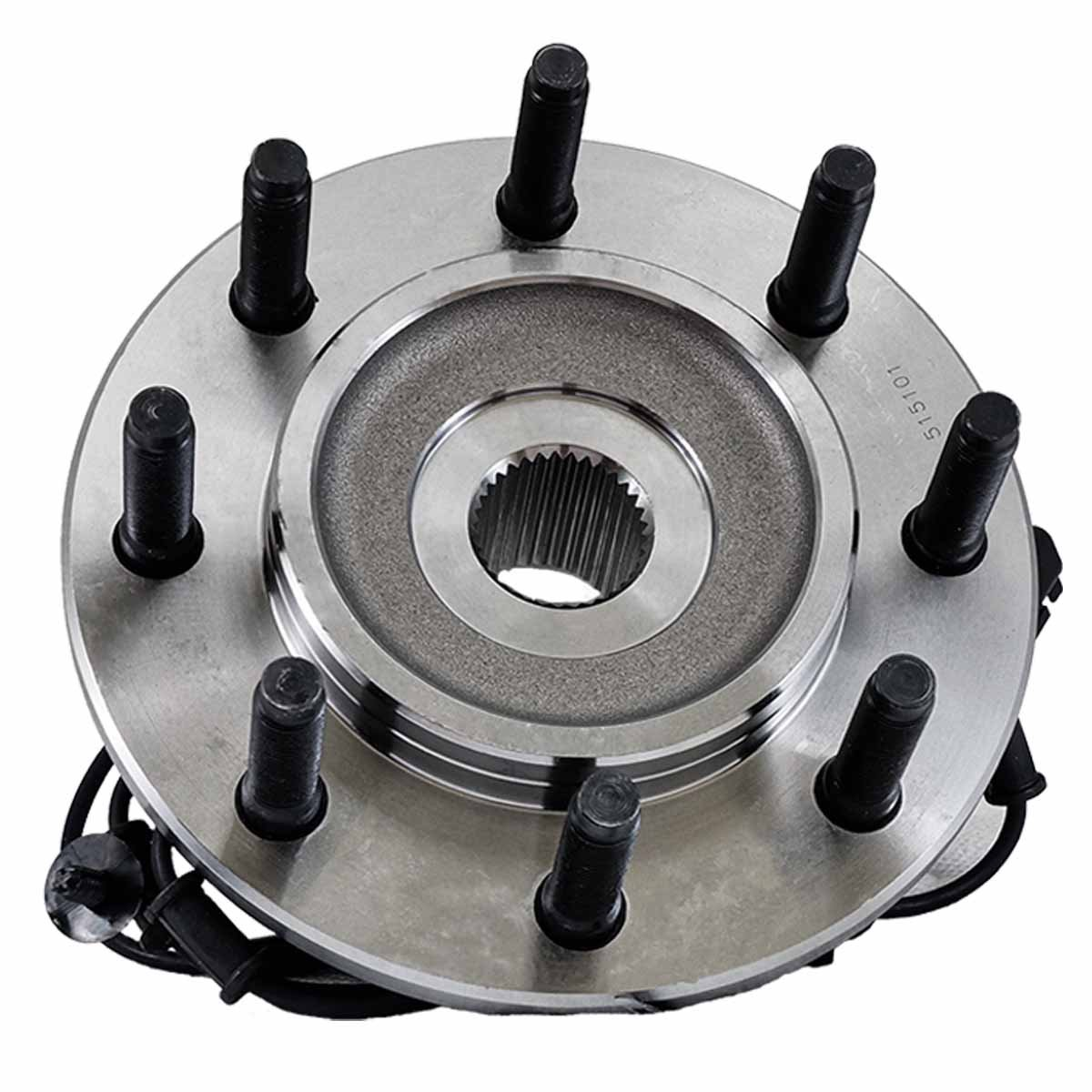 8 Lug 4WD Longgo AF515101 x 2 Brand New Wheel Bearing Hub Assembly Front Left And Right Side