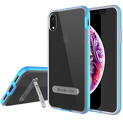 coque protection iphone xr bleu