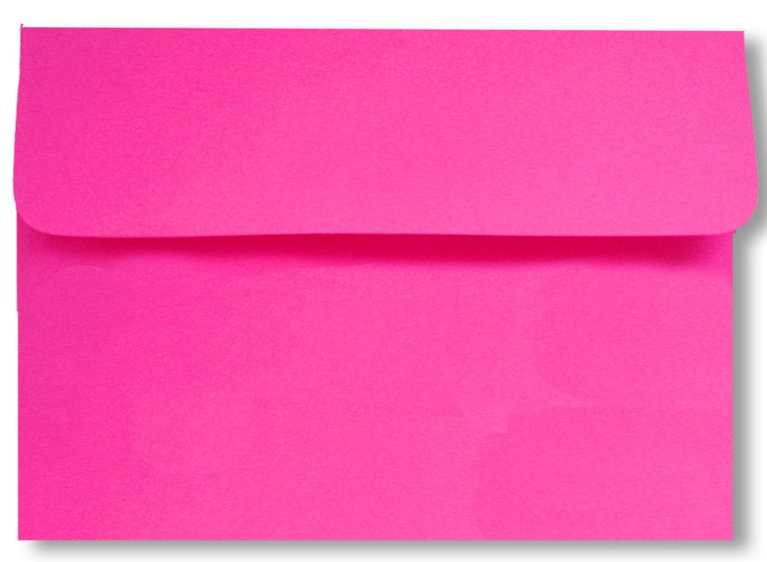 Fireball Fuchsia 25 Pack A6 Envelopes for 4 x 6 Invitations from The Envelope Gallery