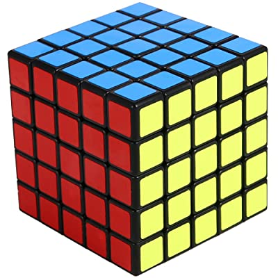 ShengShou 5x5 Speed Cube: Toys & Games