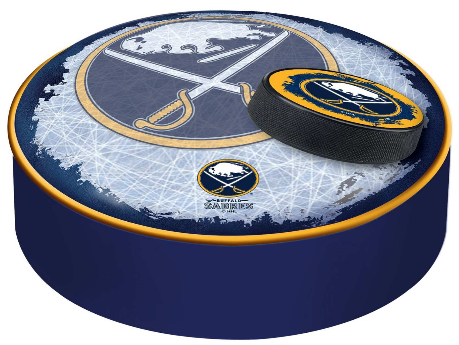 Buffalo Sabres Seat Cover by Holland Bar Stool Co.