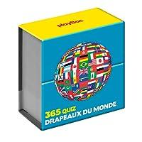 Mini calendrier - 365 quiz sur les Drapeaux du monde