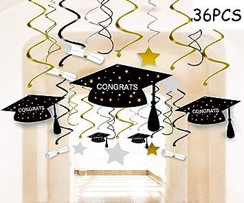 Amazon.com: Graduation Party Supplies 2019 - Figuras ...