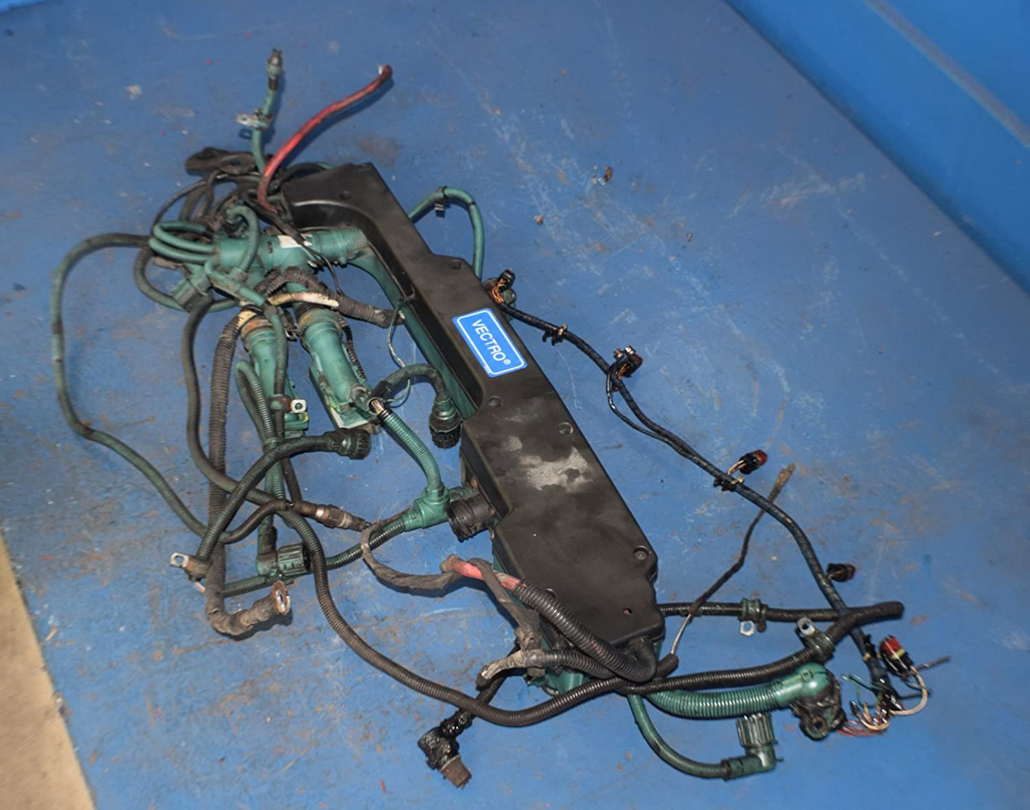 Volvo Ved12 Injector Wiring Harnes