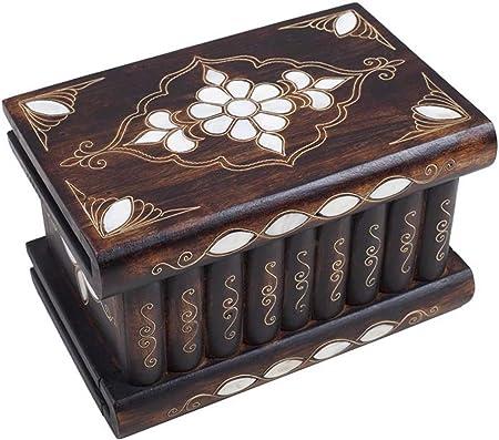 Tubibu – Caja mágica única de Tesoro Dentro del Rompecabezas Hecha ...