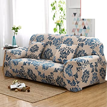 Amazon.com: FDJKGFHGFCGDFGDG Elastic slipcover Sofa,Cover ...