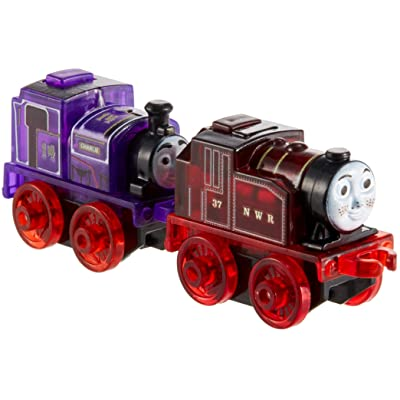 Fisher-Price Thomas & Friends MINIS, Light-ups, Charlie & Rosie: Toys & Games