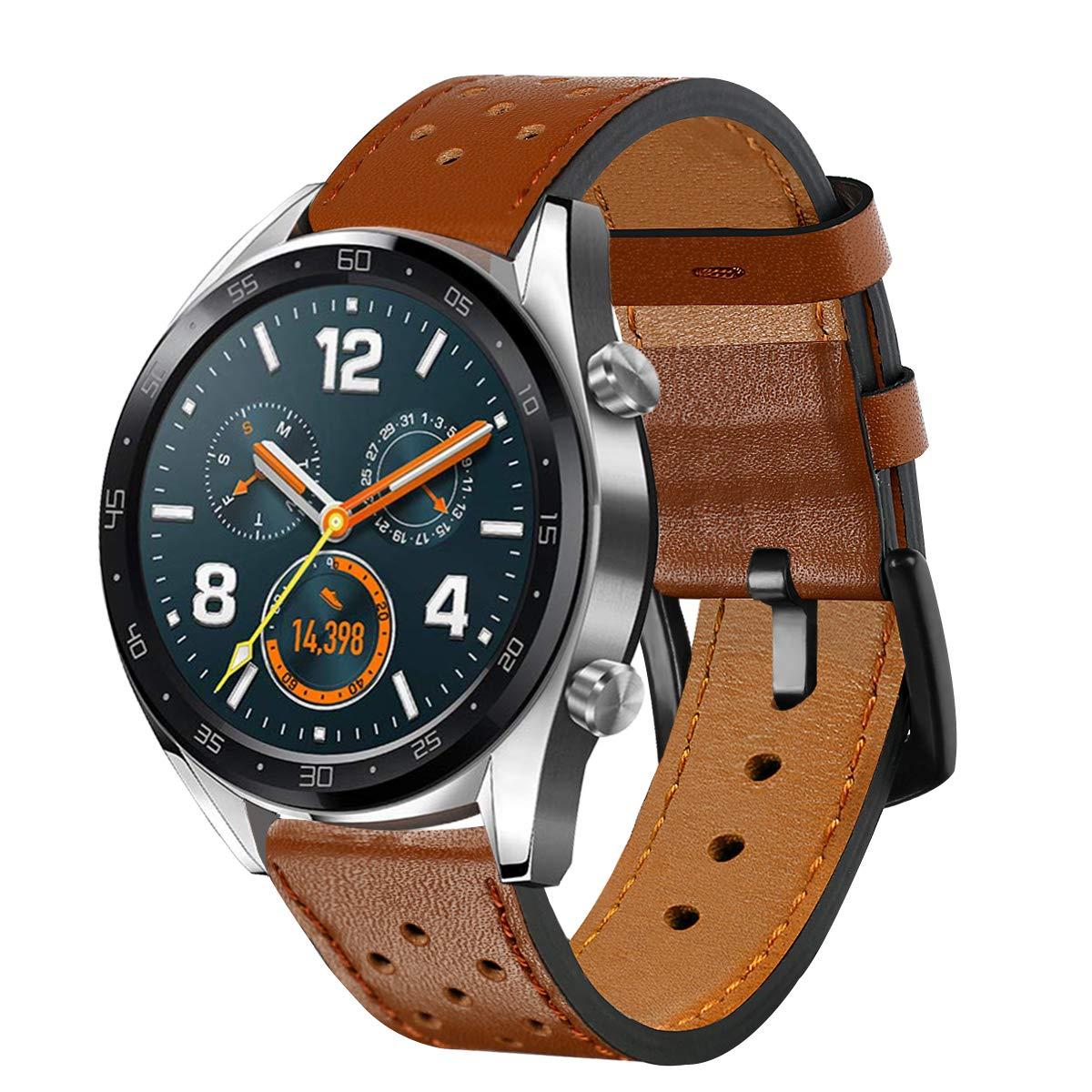 Leafboat Correa Compatible con Huawei Watch GT, Correas para Huawei GT