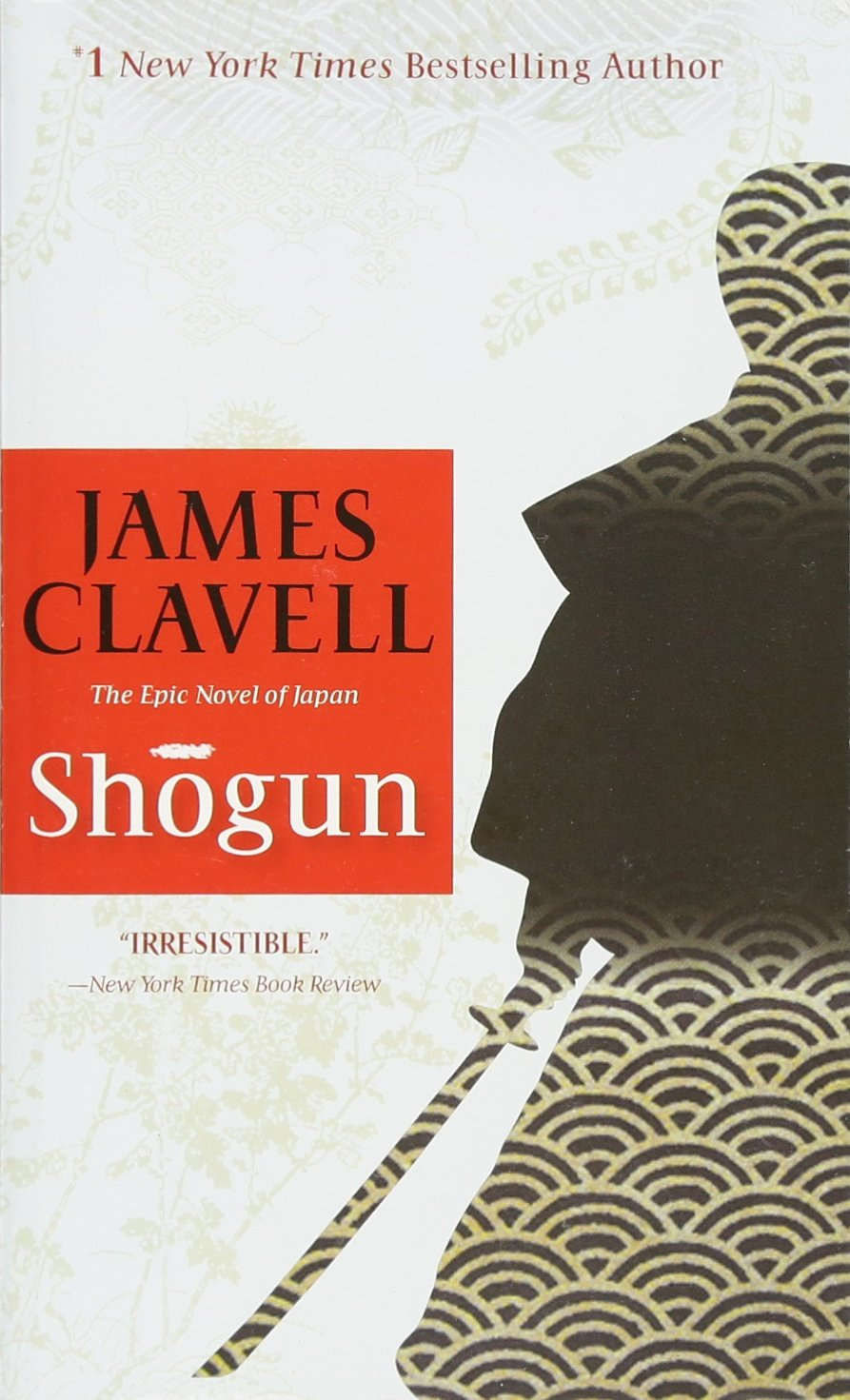 Shogun Asian Saga James Clavell product image