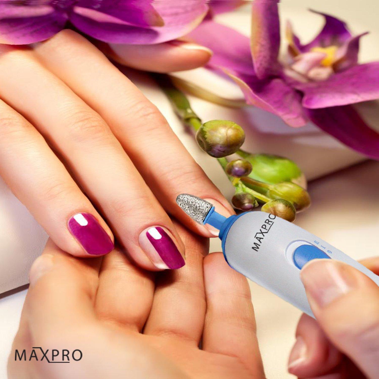 Amazon.com : Electric Nail File Manicure Pedicure Set : Beauty