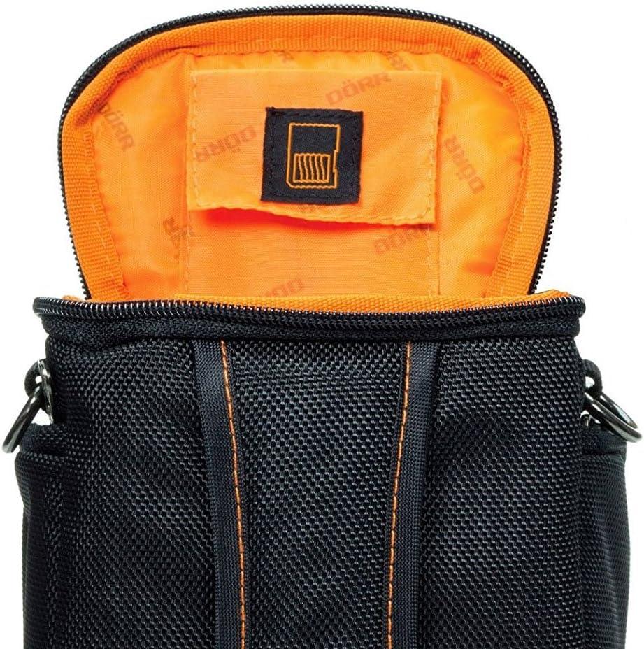 Dorr Small Yuma DSLR Bag for Camera Orange