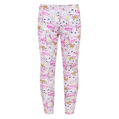 64485c482fac09 Pokemon Childrens Girls Characters Leggings (3-4 Years) (Multicoloured):  Amazon.co.uk: Clothing