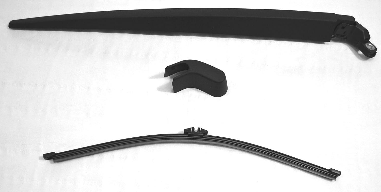 RA874 Braccio di tergicristallo posteriore con tergicristallo da 37/cm
