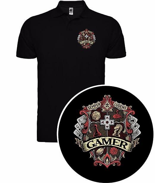 The Fan Tee Camiseta de Hombre Gamer Divertida Gamer Juego apocalipsis Xbox Video Dados 0xAnzIKmI