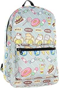 Bananya Backpack Bag Cat Food NYA!!