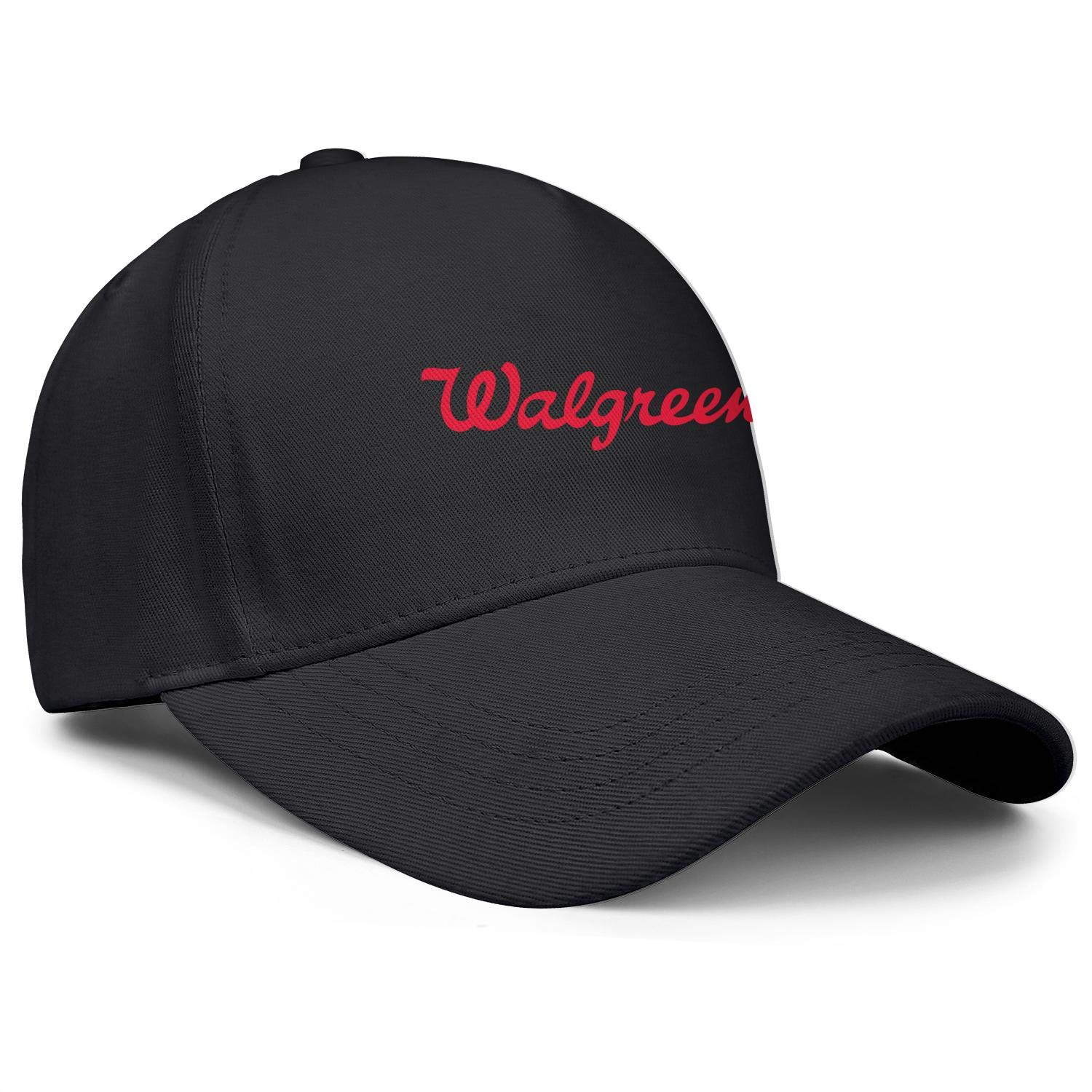 Cap Adjustable Hat Workout Caps CAEEKER Man Womans Walgreens-at-The-Corner-of-Happy-and-Healthy