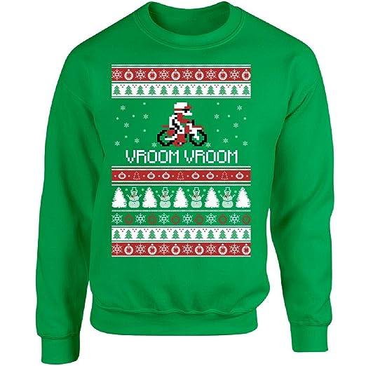 80 S Video Game Ugly Christmas Sweater Adult Sweatshirt At Amazon