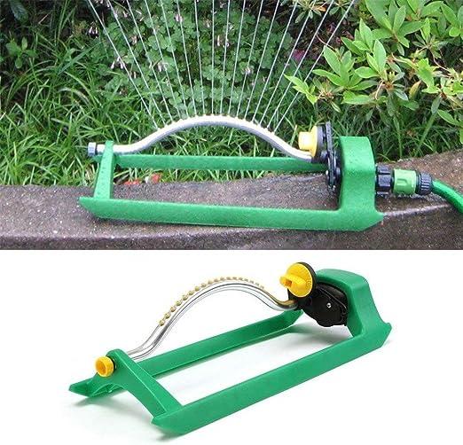 Aspersor Cuadrado Aspersores De Riego Automatico,Aspersor Flexible para Jardín,Filtro De Suciedad: Amazon.es: Hogar