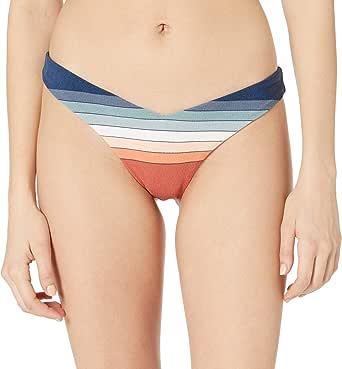 Rip Curl Women's Keep ON Surfin HI Leg Bikini Bottom