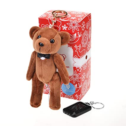 Amazon.com: Oso Gentleman 130dB Alarma Personal Self Defense ...