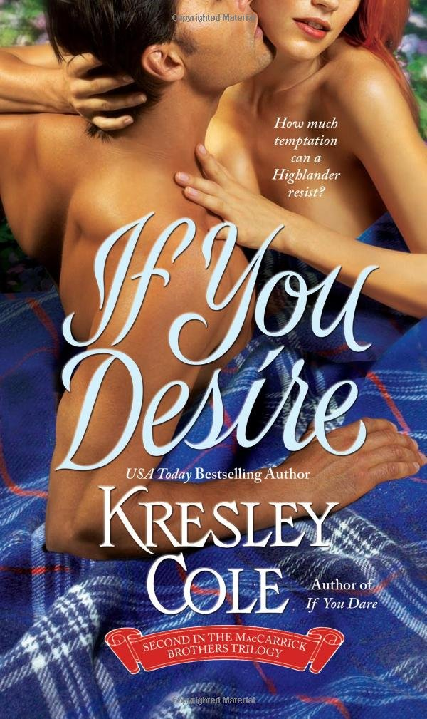 You Desire MacCarrick Brothers Book