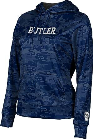Butler University Womens Zipper Hoodie Brushed School Spirit Sweatshirt