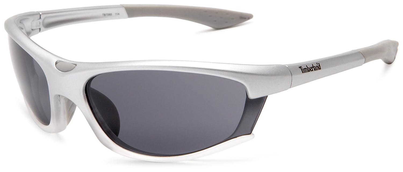 Timberland Sonnenbrille TB706511A-70 Gafas de Sol, Plateado ...
