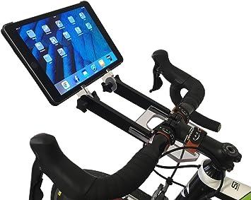PADBONE Soporte tableta para Rollo de entrenamiento Carreras De Bicicletas Bicicleta de montaña Triatlón Bicicleta de tiempo Rad Entrenamiento a intervalos Indoorcycling: Amazon.es: Bricolaje y herramientas