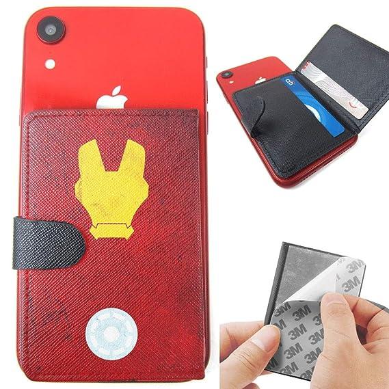 iron man phone flip case iphone xr