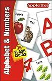 Flash Card: Alphabet & Numbers