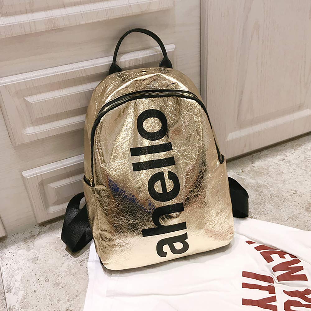 Multicolor squarex Travel Backpack Women Shoulder Bag Tide Large Capacity Sequins Bag Fashion Versatile Hiking Sports School Backpack Laptop Rucksack