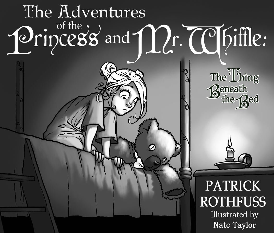 Image result for the adventures of the princess and mr. whiffle the thing beneath the bed