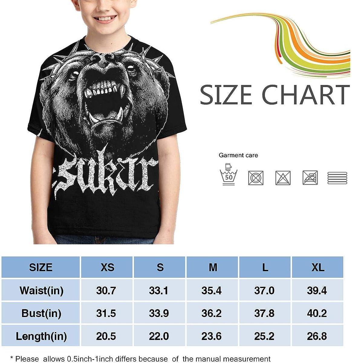 NOT Yelawolf Trial by Fire Boys Girls 3D Print Short Sleeve Outdoor T-Shirt Tshirt Black