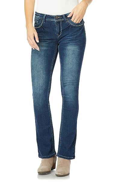 Amazon.com: WallFlower - Pantalones vaqueros para mujer ...