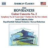 Hovhaness: Guitar Concerto No. 2- Fanfare for the New Atlantis / Symphony No. 63- Loon Lake