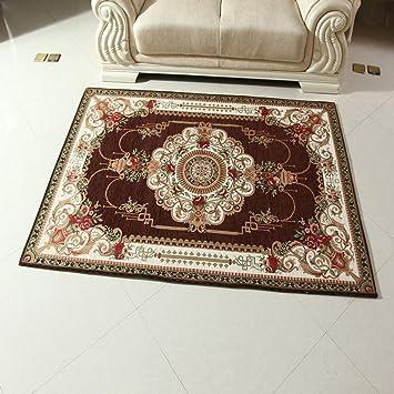 Amazonde Edward Rugs Wohnzimmer Couchtisch Decke Tisch Teppich
