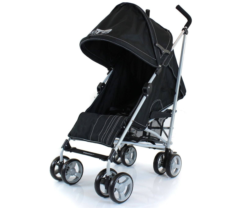 Black Zeta Vooom Stroller
