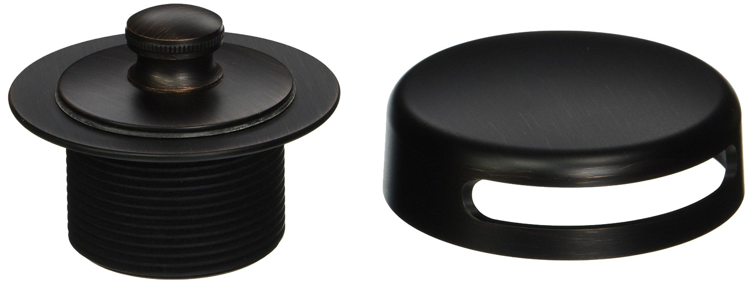 Watco Manufacturing 938290-BZ Innovator Push Pull Trim Kit, Oil Rubbed Bronze