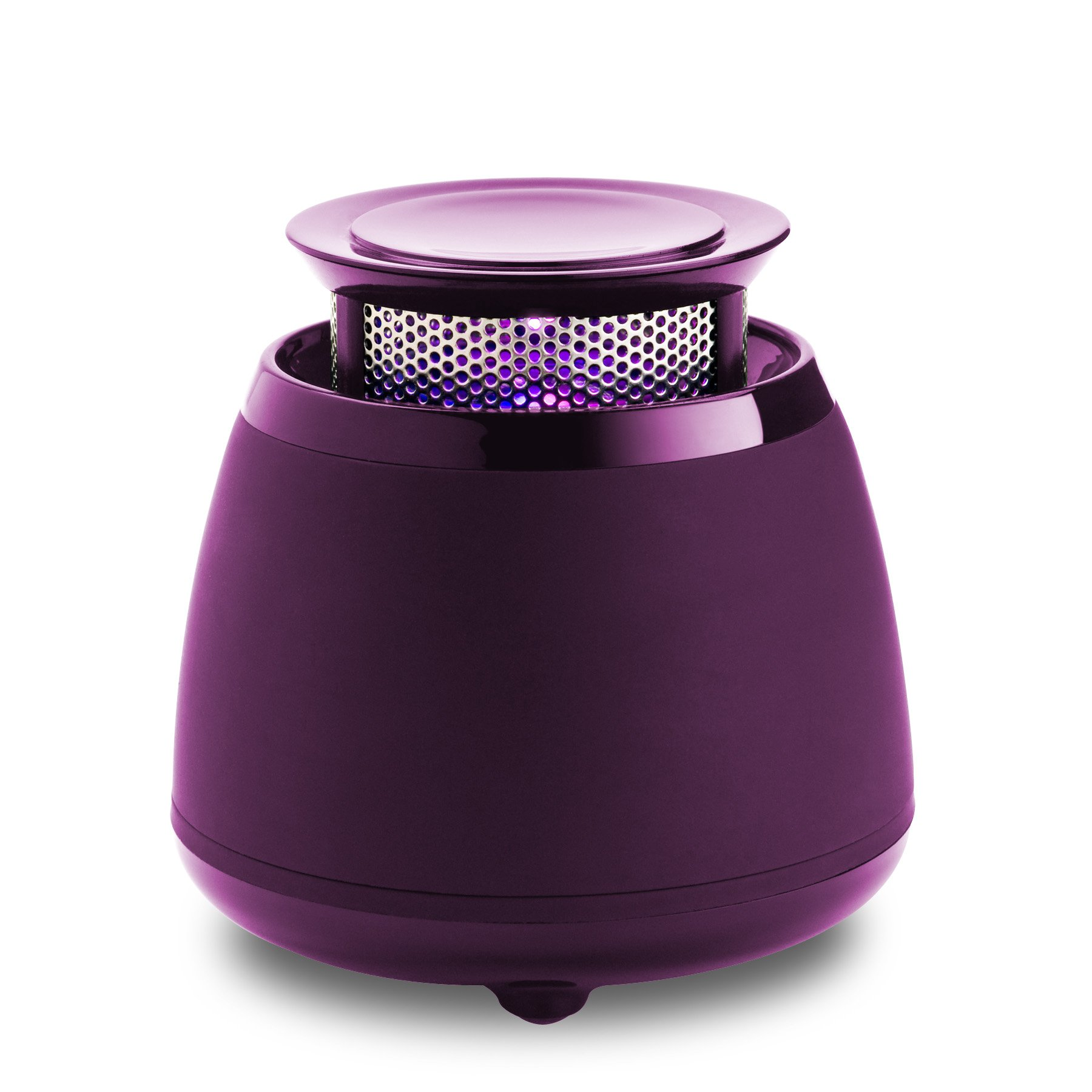 BLKBOX Wireless Bluetooth Speaker POP360 Hands Free Bluetooth Speaker - for iPhones, iPads, Androids, Samsung and all Phones, Tablets, Computers (Party Purple) by BLKBOX (Image #2)