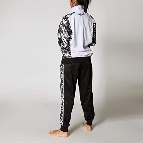 Unisex Adulto LEONE 1947 Neo Camo Tracksuit Ch/ándal