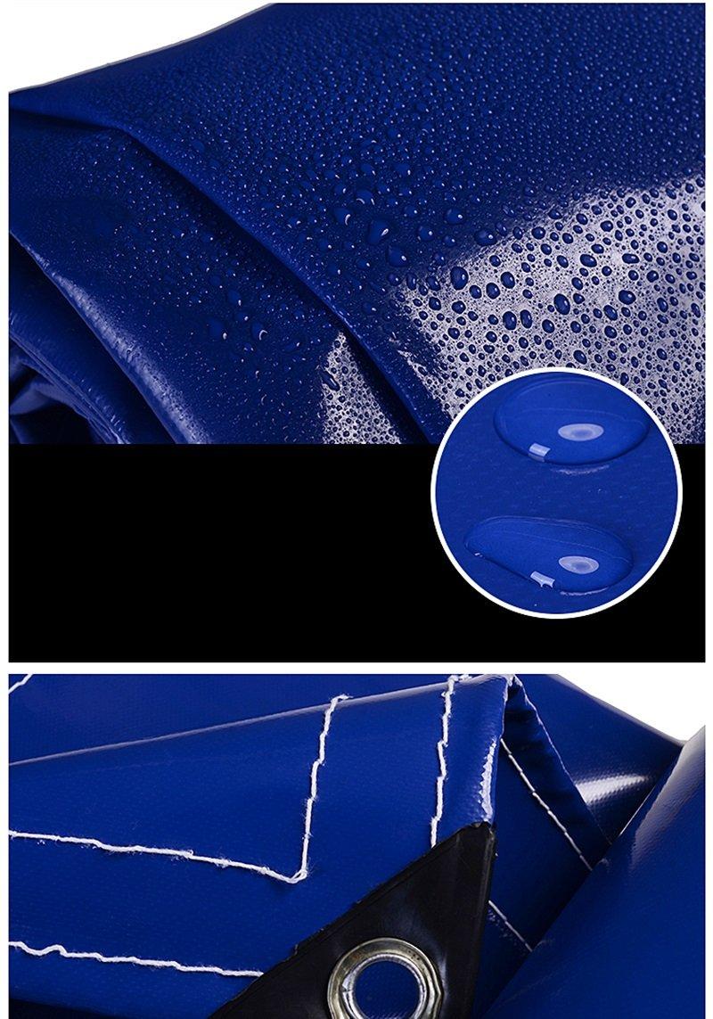 Telo Impermeabile In Tela Cerata Per Prossoezione Solare Telo Telo Telo Antipioggia Esterno Per Addensare Telo Di Copertura In Tela Cerata In Linoleum 0,5 Mm (dimensioni   5m8m)   Il materiale di altissima qualità    Di Alta Qualità E Low Overhead  9b5bc2