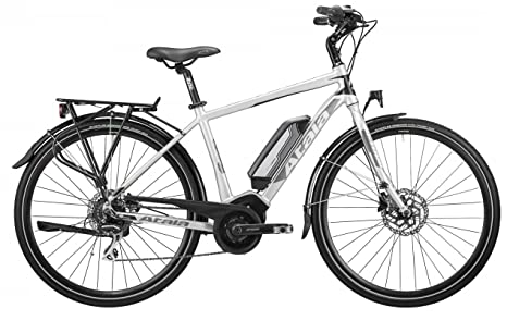 Bicicletta Elettrica Da Trekking E Tkk Con Pedalata Assistita Atala