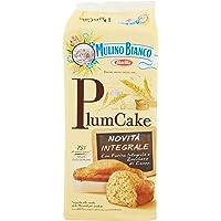 Mulino Bianco Merendine Brioches Integrale Plumcake con Farina Integrale - 330 gr