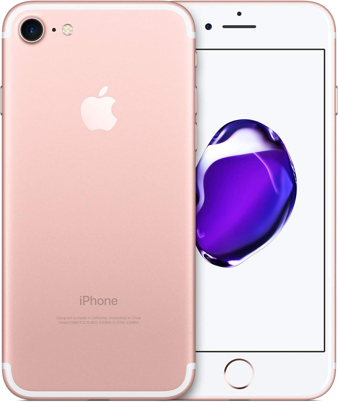 Apple iPhone 7, Boost Mobile, 32GB - Rose Gold (Refurbished)