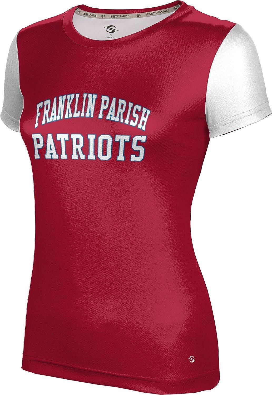 ProSphere Women's Franklin Parish High School Crisscross Tech Tee