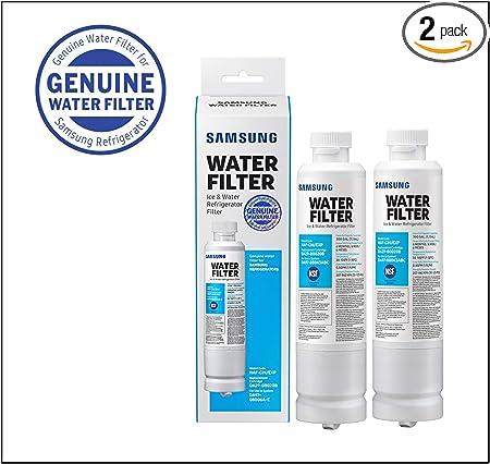 3 x Samsung DA29-00020B HAF-CIN//EXP fridge water filter cartridges Genuine Part